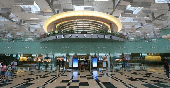 Aeroportul Singapore Changi, Terminalul 3