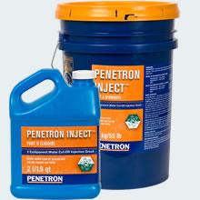 Penetron inject