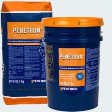 Penetron -hidroiyolare beton