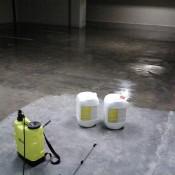 Hidroiizolarea unei parcari subterane