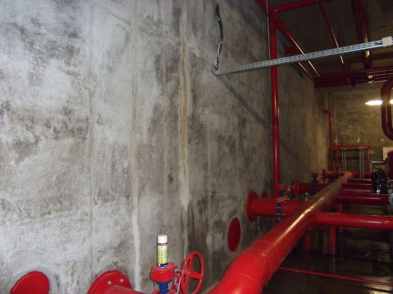 Lucrare de hidroizolatie rezervor apa