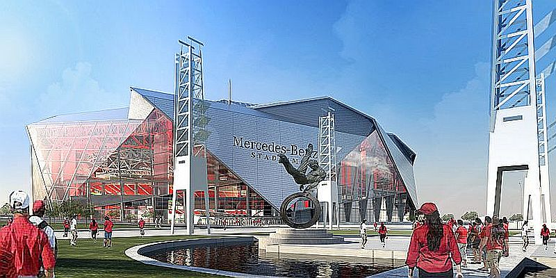 Atlanta-Falcons-Stadium