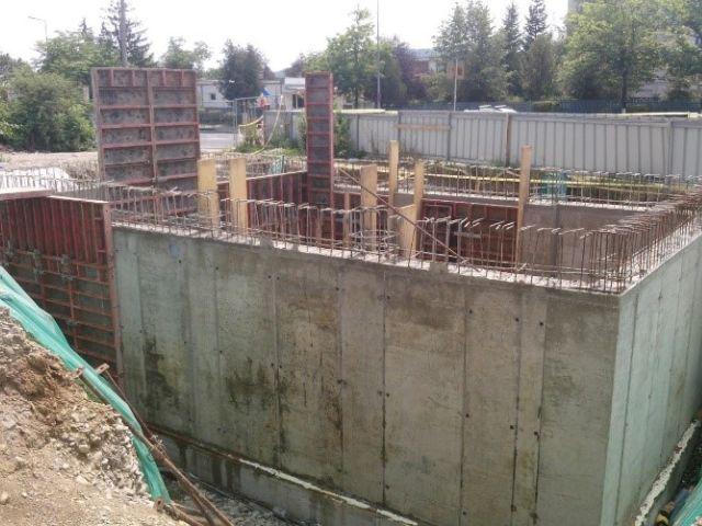 Hidroizolare fundație