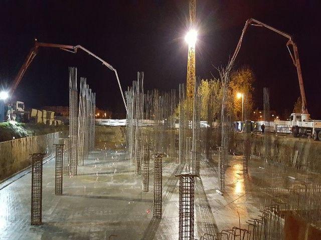 Hidroizolare poduri din beton