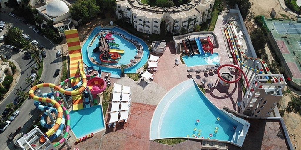 Aqua Park din Tunisia
