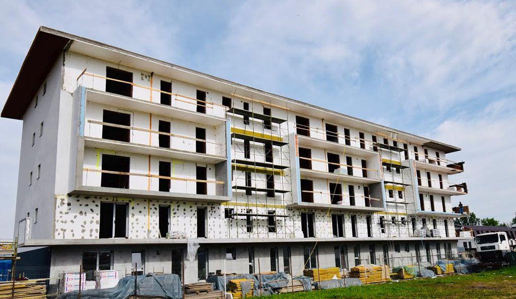 Impermeabilizare complex rezidential