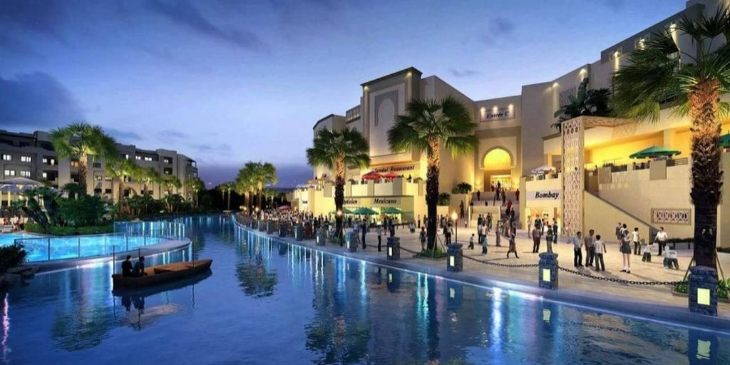 Palm Lake Resort Monastir. Tunisia