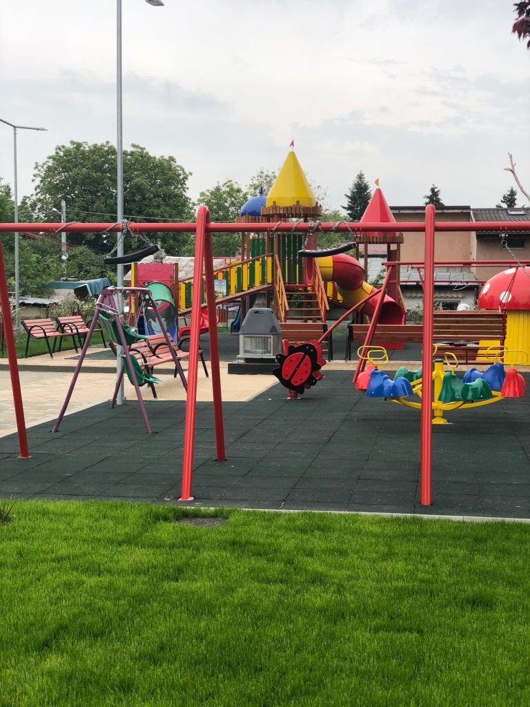 West Park impermeabilizare