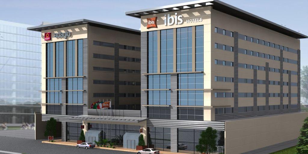 Complex Hotelier Adagio si Ibis