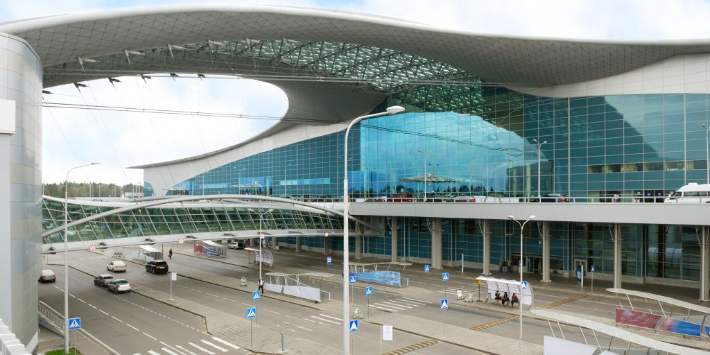 Sheremetyevo-Airport