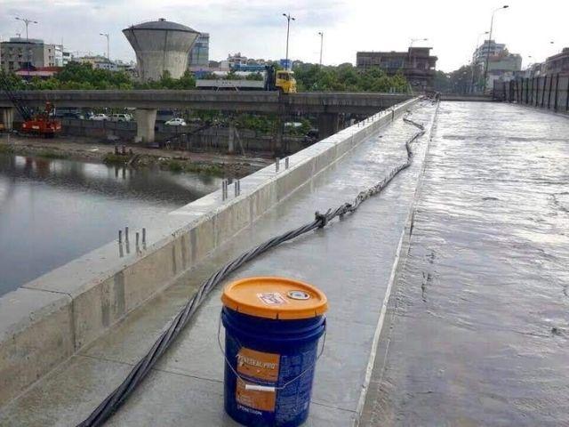 hidroizolare drum betonat