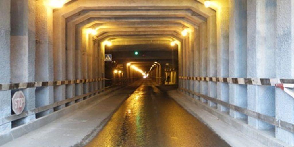 Kuzbass Walking tunnel