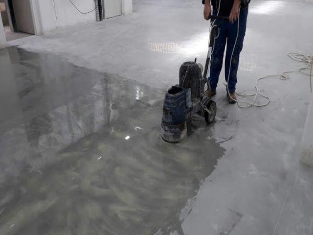 pregatire suprafata,pardosea veche din beton aplicare peneseal fh