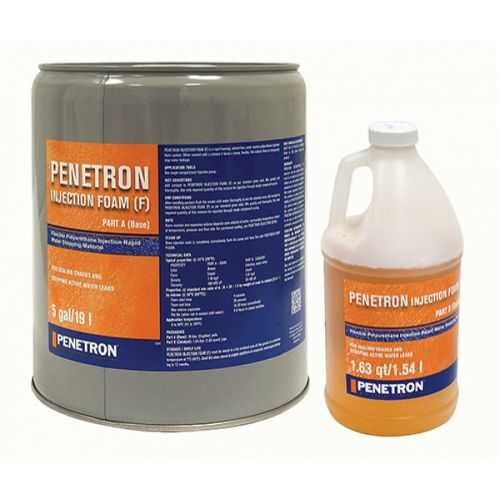Penetron Injection Foam