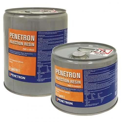 Penetron Injection Resin