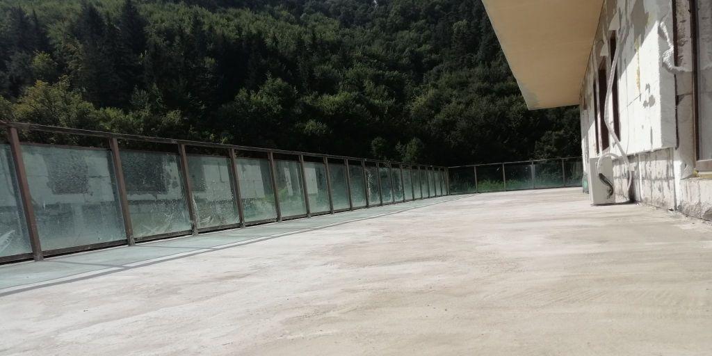 Suprafata beton