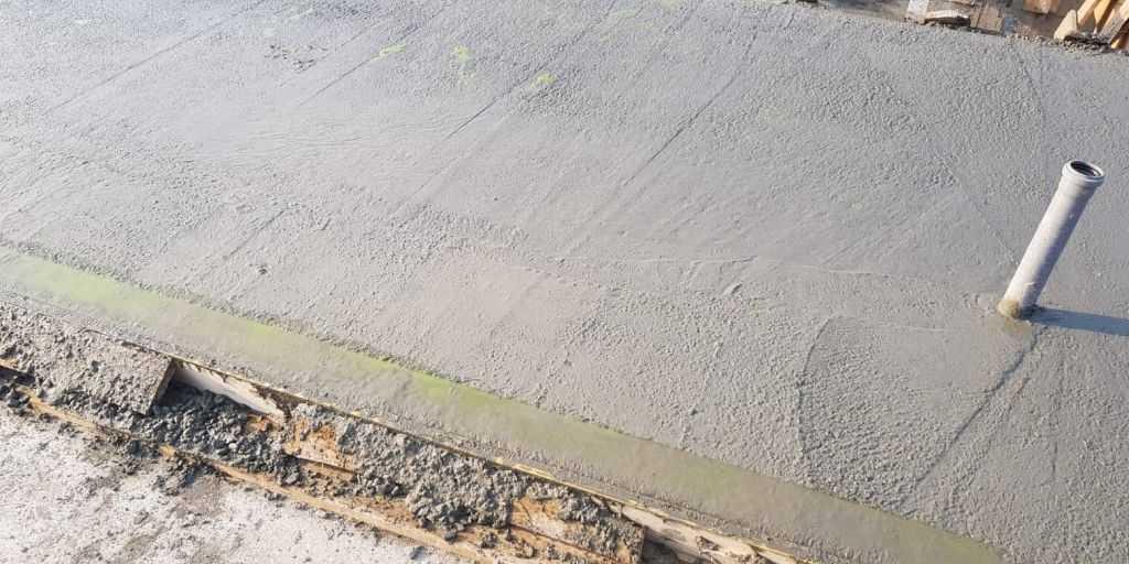 Tratament beton cu Penetron Admix