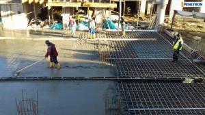 Impermeabilizare beton cu Penetron Admix